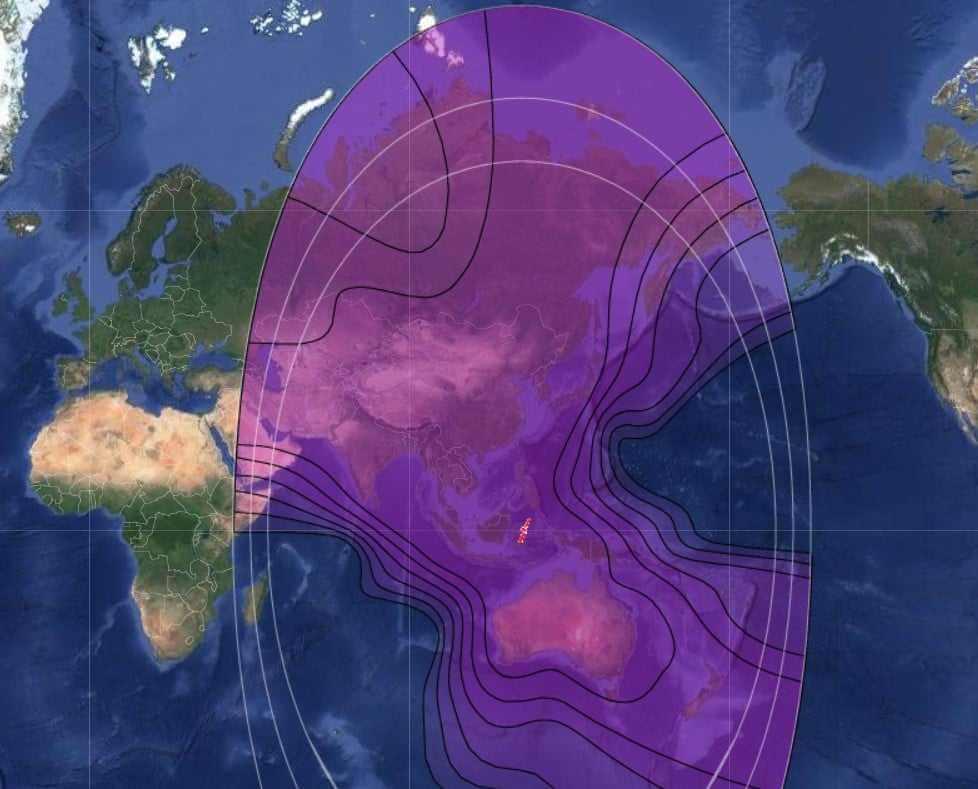 Asiasat-9 - 122° Est
