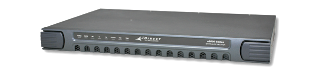 iDirect Evolution Satellite Router