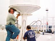Maritime VSAT Installation