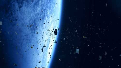 Could the Kessler Syndrome Put an End to NewSpace?