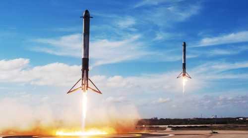 Rocketing into NewSpace