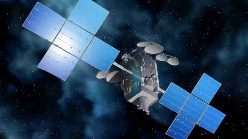 SSL Loads up SpaceX Falcon 9 Launches with Broadband Satellites
