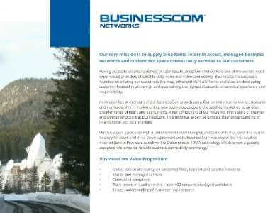 BusinessCom Introduction