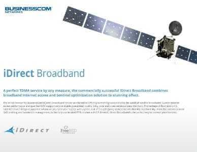 iDirect Broadband
