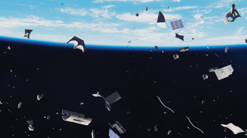 Cleaning Space Debris – An Update