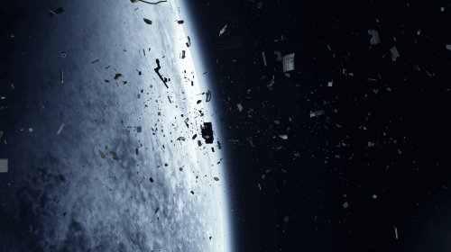 The Science of Space Junk